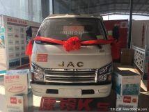 回馈用户台州康铃K5载货车钜惠1.0万元