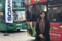 英政府投资5560万美元鼓励使用低排放巴士