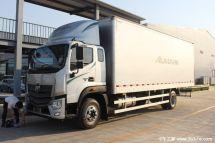 回馈用户海口欧马可5系载货车售19.1万