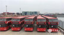 中国双层巴士首次批量出口科威特金龙客车迎海外开门红