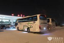 在海拉尔海格客车带您畅游北国风光