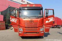 让利促销解放JH6载货车现售30.5万元