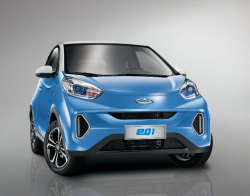 纵观时下加速的新能源汽车