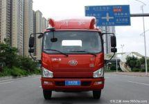 回馈用户东莞解放J6F载货车钜惠1.5万