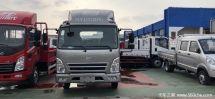 新车促销上海盛图载货车现售12.68万元