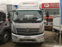 让利促销南昌瑞沃ES5载货车现售16.2万