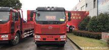 冲刺销量无锡解放J6L载货车仅售15.2万