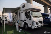 展会价57万法美瑞全新现代房车于北京房车展发布