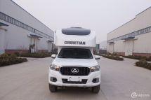 从大通到依维柯春田5款全新车型于北京房车展发布