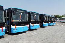 长沙新能源公交占比将达99.5%以上
