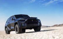 史上最贵SUV卡洛曼国王(KarlmannKing)正式发售酷似蝙蝠战车售价1400万