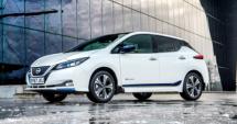 日产汽车计划在2012年前每年销售100万辆电动汽车