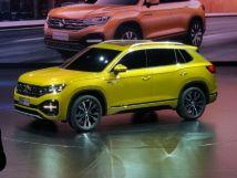 与途观L同级别一汽大众全新中型SUV首发年内上市