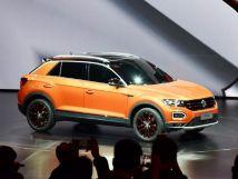 入门级紧凑型SUV国产一汽-大众T-Roc首发亮相7月上市