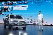 大众T-Roc姊妹车/基于柯珞克平台上汽大众全新紧凑型SUV发布