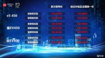 比亚迪三款纯电动汽车北京首发智领上市