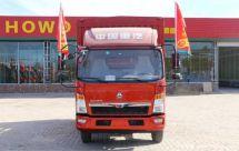 仅售8.4万上海悍将116马力仓栅车促销