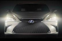 全新雷克萨斯ES官图将于北京车展全球首发