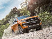 中规版福特Ranger信息曝光将年内上市