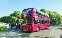 观光巴士畅行舟山本岛景区