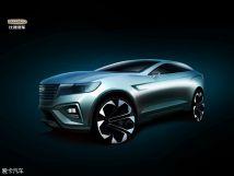 比速发布TConcept概念车未来感十足