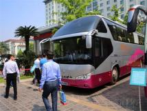 海格率先发布客运转型旅游用车整体解决方案