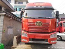 直降0.97万元杭州解放J6P牵引车促销中