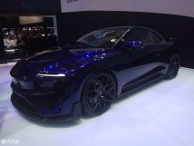 2018北京车展:爱驰RG高性能跑车发布