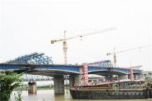 安徽:首座波形钢腹板工艺桥即将通车