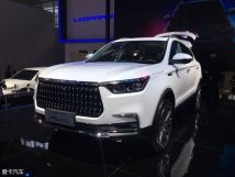 2018北京车展猎豹全新SUV迈途正式发布