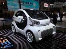 北京车展:量产3D打印电动车..