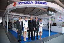 丰田合成亮相2018北京车展新一代概念模型车首次出展