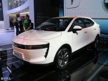 北京车展长城跨界纯电动SUV欧拉iQ发布