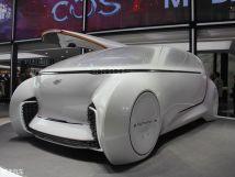 北京车展:欧尚汽车OSHAN概念车发布