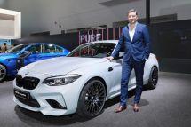 2018北京车展:访BMWM运动部门、BMWi子品牌设计副总裁杜克