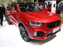 2018北京车展WEYVV5四驱版正式发布