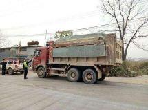 瑞昌:源头治超800多辆超载货车被查