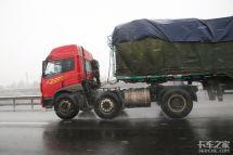 扎心了!卡车司机5年前和现在开货车对比