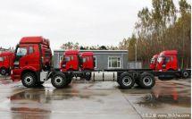 仅售27.6万元亳州解放J6P载货车促销中