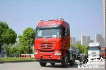 440马力,能拉85吨!联合卡车新款前四后八自卸车来了