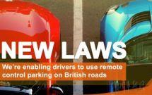英国遥控停车等ADAS功能助力自动驾驶