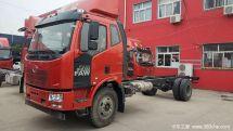 冲刺销量商丘解放J6L载货车仅售14.8万