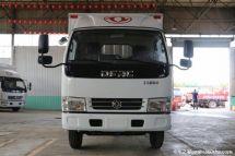 新车到店厦门东风多利卡D5仅售6.88万