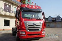 中国重汽豪瀚天然气牵引车@卡车用户请注意查收!