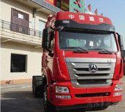 中国重汽豪瀚天然气牵引车@卡车用户