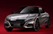 本田在日发布S660ModuloX改装版买发动机送车