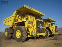 巨型矿用车——湘电220吨交流传动电动轮自卸车(上)
