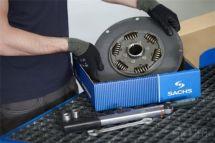 萨克斯推出商用车用多级扭振减振器