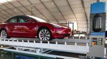 特斯拉Model3双电机版将在新生产线提前投产