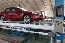 特斯拉Model3双电机高性能版正式下线,百公里加速只需3.5秒